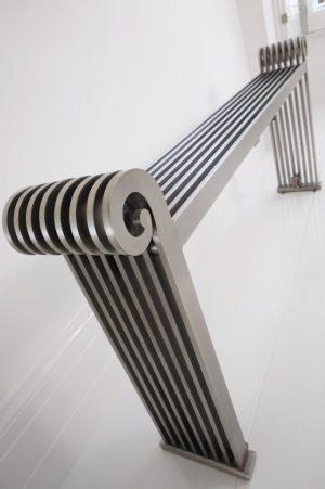 sanata horizontale design radiator