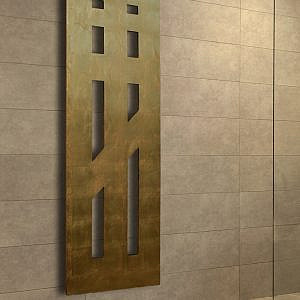 insto bijzondere verticale design radiator