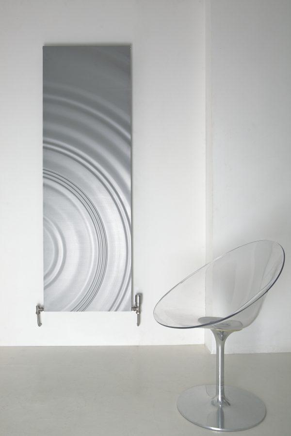 verticale design radiator aluminium