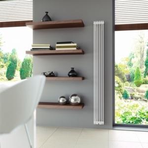 verticale woonkamer radiator brookly