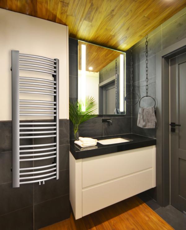 badkamer radiator carmin