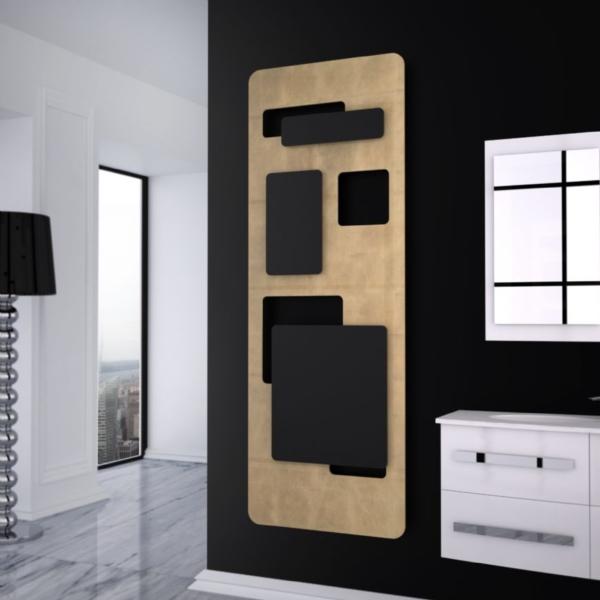 moderne badkamer radiator