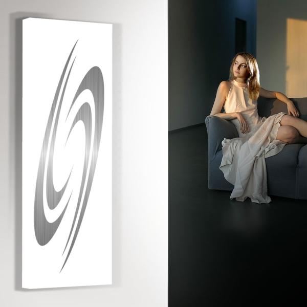 luxe design radiator woonkamer