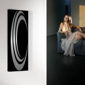 design radiator verticaal woonkamer fides