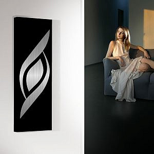 moderne design radiator eros