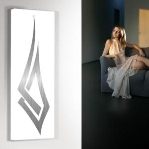 design radiator woonkamer luca