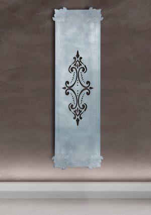 verticale keuken radiator