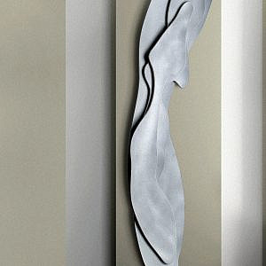 design radiator verticaal woonkamer senso