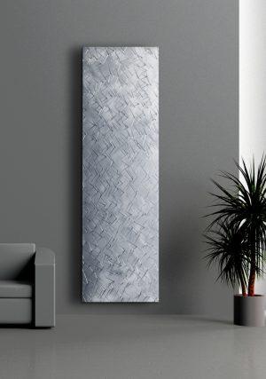 design radiator woonkamer keuken verticaal