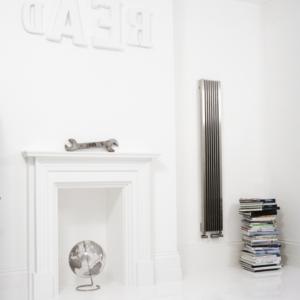 design radiator verticaal woonkamer keuken artiz