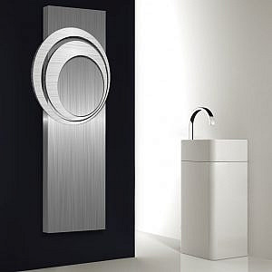design radiator verticaal woonkamer keuken the eye