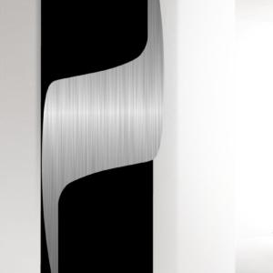 design radiator verticaal woonkamer keuken zenza