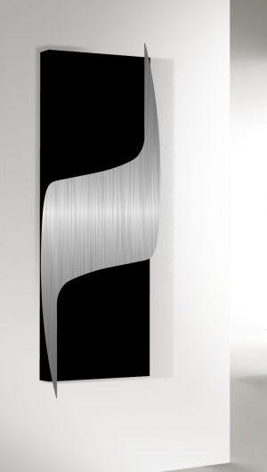 verticale design radiator woonkamer keuken zenza